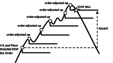 Trailing Stop Loss Order